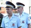 Тульские полицейские отправились в длительную командировку на Кавказ