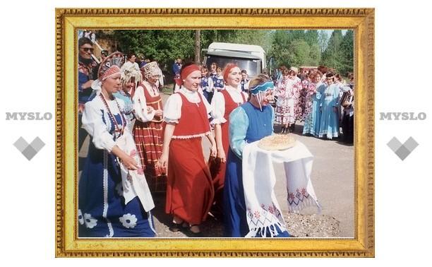 Белоусовский парк приглашает на праздник