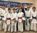Тульские каратисты привезли 12 медалей с Кубка России