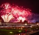 Тула отметила День Победы: фоторепортаж с концерта и праздничный салют