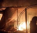 При пожаре в Ясногорском районе погиб пенсионер