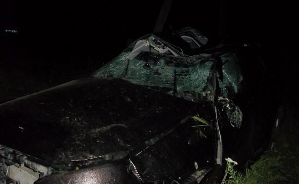 В аварии в Тульской области погиб водитель «Инфинити»