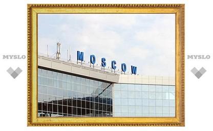 Опубликовано видео очевидца взрыва в «Домодедово»