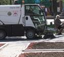 Для борьбы с грязью в городе приобретены два мощных пылесоса
