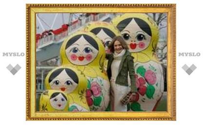 Наталья Водянова открыла «Русскую зиму»