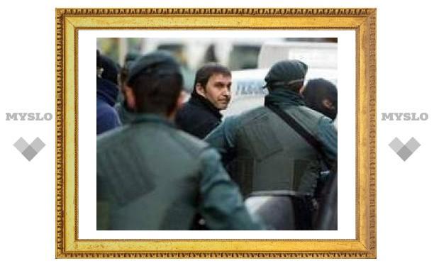 Лидера басков оправдали сразу после ареста