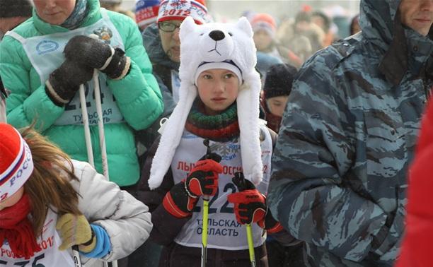 В Новомосковске пройдет «Лыжня России – 2014»