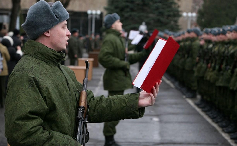 Владимир Путин: Россия постепенно откажется от военной службы по призыву