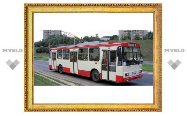 Как будет ходить транспорт на День города