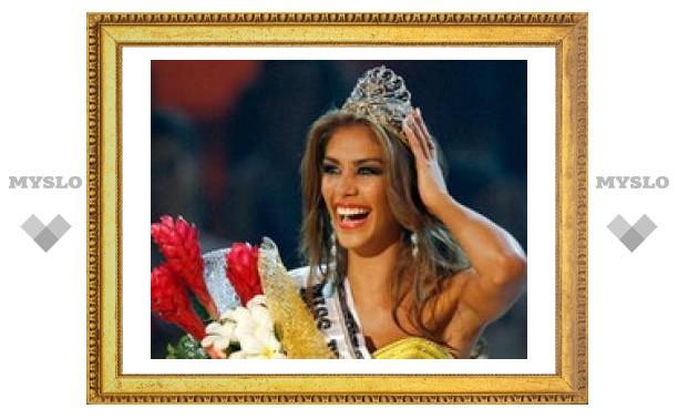 Титул Мисс Вселенная 2008 завоевала Дайана Мендоса из Венесуэлы