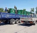 Региональный оператор «МСК-НТ» наращивает темпы по замене контейнеров