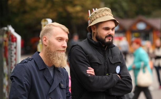 В Туле прошел фестиваль бородачей