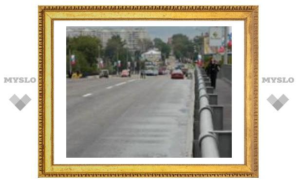 В Туле открыли три моста