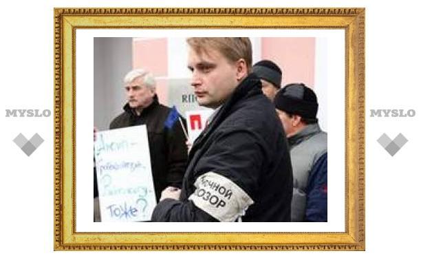 В Таллине начнется суд над защитниками Бронзового солдата