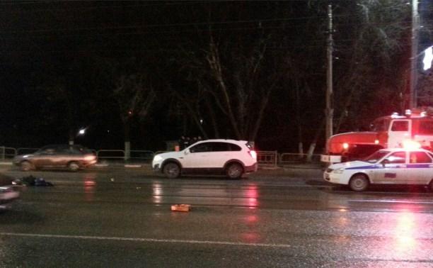 Возле ТЦ «РИО» сбили двух пешеходов, один из них погиб