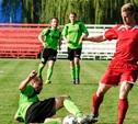 Новомосковский «Химик» потерял первые очки в первенстве