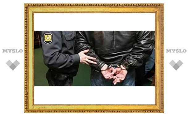 Под Тулой задержан телефонный террорист