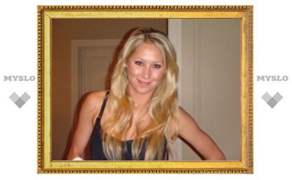 Анна Курникова подралась в ночном клубе