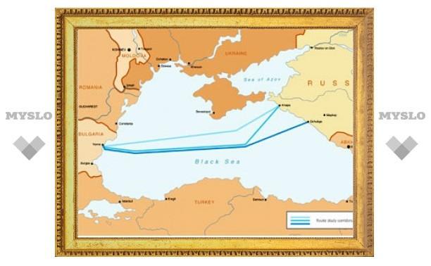"""Россия и Греция договорились о """"Южном потоке"""""""