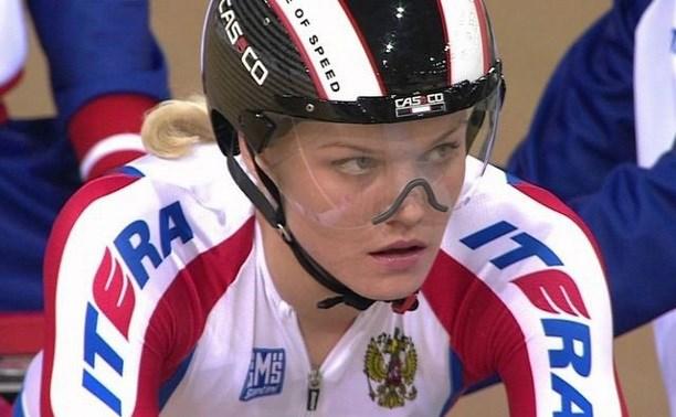 Тульская велосипедистка установила мировой рекорд на треке