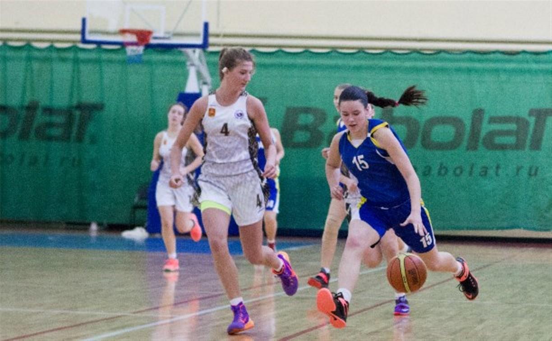 Тульские баскетболистки дважды переиграли соперниц из Белгорода