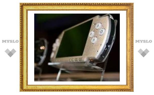 Sony продала рекордное количество тонких PlayStation Portable