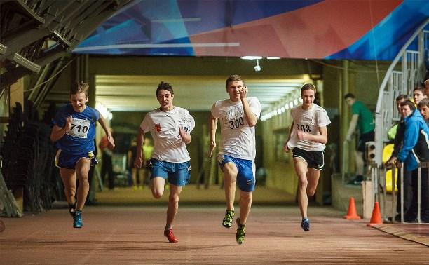 Легкоатлеты определили лучших бегунов области
