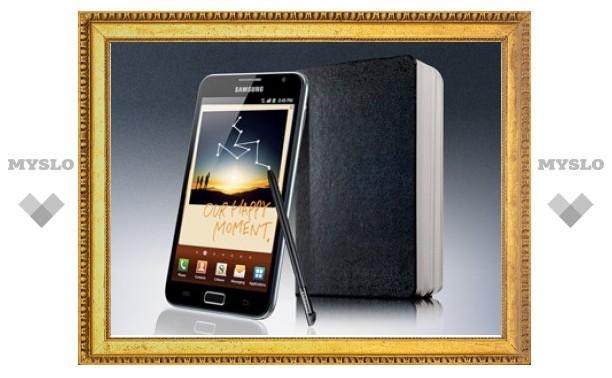 """Samsung отгрузила в магазины миллион """"смартфонопланшетов"""""""