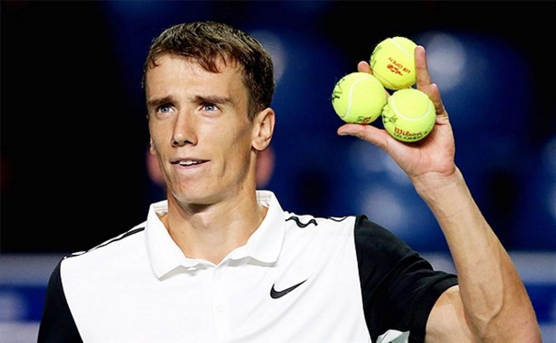 Тульский теннисист Андрей Кузнецов продолжает покорять Australian Open