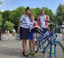 ГИБДД провела в Тульской области велопробег «Помоги встать!»