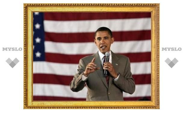 Справляться с трудностями Обаме помогает вера в Бога