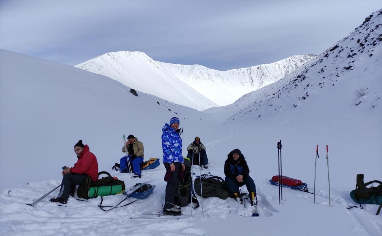 Тульские туристы-лыжники покорили Приполярный Урал