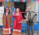 В Куркинском районе открыт новый Дом культуры