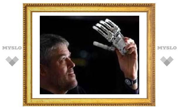В продажу поступил самый совершенный протез руки