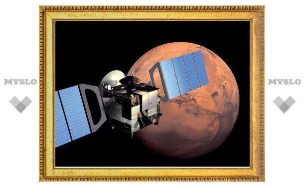 Россия отправила к Марсу межпланетную станцию