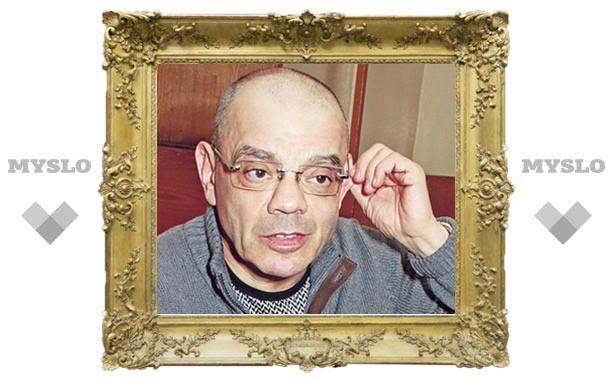 Константин Райкин в Туле: Я мягкий и добрый. Но могу и башку оторвать!