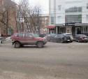На ул. Агеева водитель «Шевроле» устроил ДТП с четырьмя автомобилями