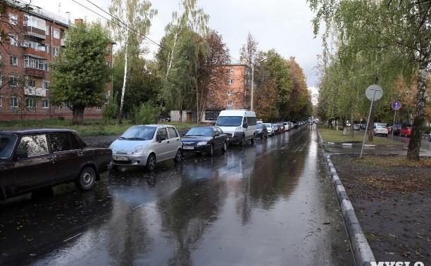 Администрация Тулы по поводу ремонта улицы Руднева: выявлен ряд недостатков