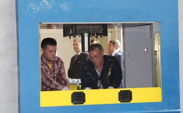 На «Тулаточмаше» запустили производство комплектующих ЗРПК «Панцирь»