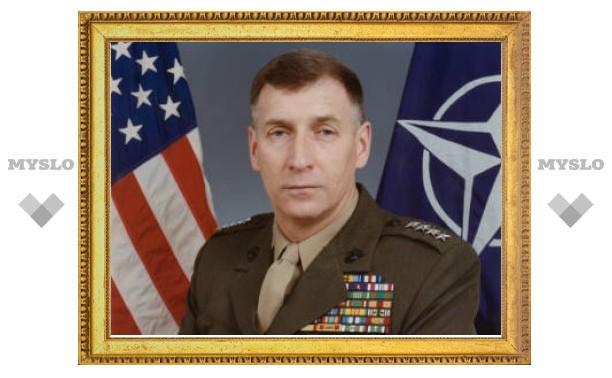 Американский генерал извинился за слова о голландских солдатах-гомосексуалистах