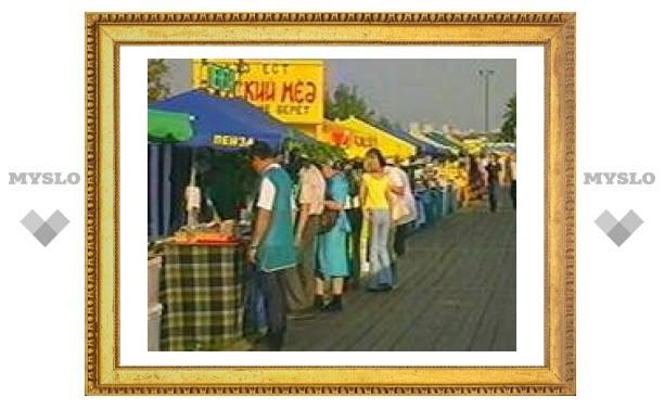 Плавск приглашает на Сергиевскую ярмарку