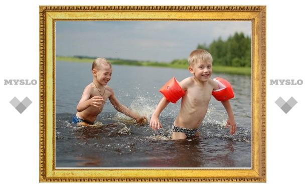 В Тульской области три водоема не подготовлены к купальному сезону