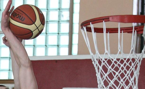 Тульские студенты определили лучшую баскетбольную команду