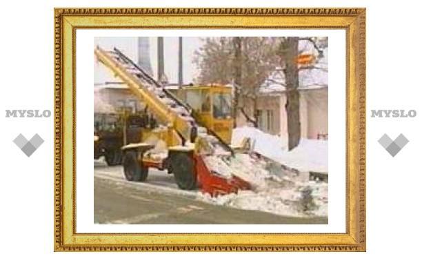 Готов ли город к снегопаду?