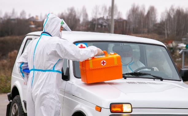 Статистика по ковиду за сутки: в Тульской области 109 случаев заболевания и 10 смертей