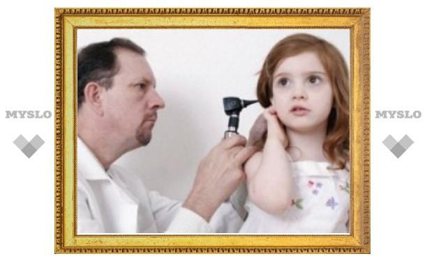Табачный дым повышает риск инфекций среднего уха у детей