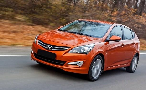 Hyundai Solaris стал самым продаваемым автомобилем в России