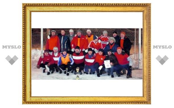 Новомосковский «ГазМяс» стал чемпионом
