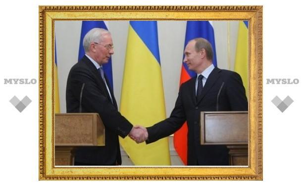 Путин согласился обсудить изменение цены на газ для Украины