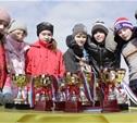 """Около 200 школьников поучаствовали в соревнованиях """"Лед нашей надежды"""""""
